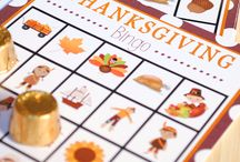 Thanksgiving in the classroom / by Shauna Hamm