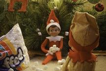 Mr Jingle Jangles ⛄️ / Elf / by Stacy Shumate