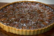 Pecan and Stout Pie