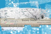 Snowy Dream 2 - Extreme Stormsnow / https://www.pickleberrypop.com/shop/product.php?productid=29598&cat=0&page=1