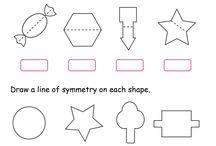 Symmetry activities