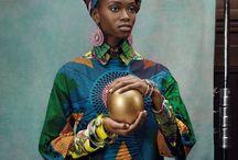 African Inspiration Fashion II