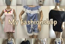 My Fashionshop / Mode kleding fashion