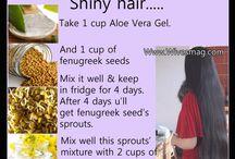 Hair beauty secrets
