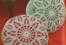 Crochet cushions / by Ashwini Anil