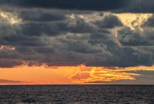 Photos - landscapes and sunsets
