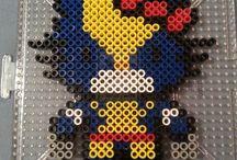 Pixel Art - Hello Kitty