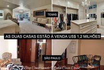 Imóveis no Brasil custam mais caro que no resto do mundo!!! / Veja + Inspirações e Dicas de decoração no blog!  www.construindominhacasaclean.com