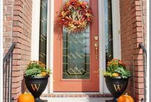 Front Door & Entry