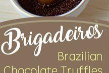 Braziliaanse gerechten