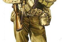 Uniforms/units