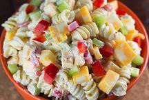Salads! / by Pynner Stanley