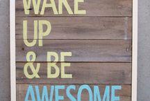 Monday Morning Motivation / by BrightNest