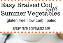 Best of A Clean Bake / Gluten free recipes, paleo recipes and low carb recipes - the highlights from ACleanBake.com