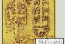 RPG Maps / by Xavier Ciliento