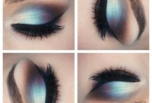 Makeups and nail arts