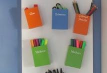 Organization and Storage Ideas