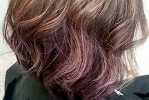 Hiusvärini ja mallit / Millaisia hiusvärejä ja malleja olen kokeillut, muistutuksena itselleni, seuraavaa kertaa odotellessa