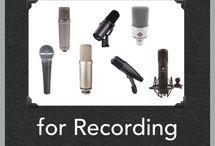 Recording studio etc. / by jonothon77
