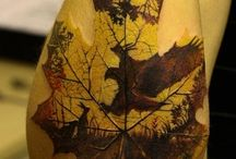 Skin Art / All about the tattoo