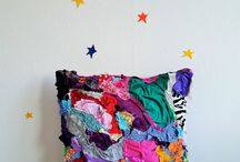 Boho Pillows / Boho Pillows, colorful and fun!