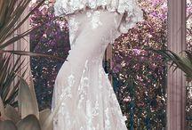 """Work of Art"" Wedding Gowns"