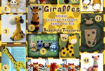 Giraffe - Giraffes Crochet