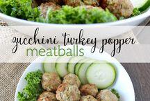 whole 30- meatballs
