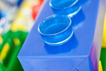 Fiesta temática de LEGOS / by Marina Prudhomme