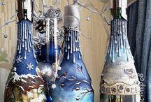xριστουγενιατικα μπουκαλια