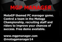 MotoGP PC Manager Game