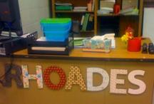 Classroom Stuff / by Shelby Lyon
