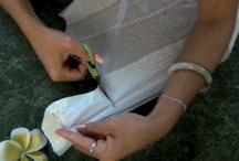 DIY Lei / Making Lei