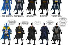 Övriga superhjältar & filmer/serier