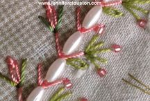 embroidery beads