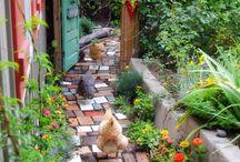 chicken gardens