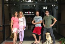 "Smile TV Moves into Our New Office! / Smile TV is thrilled to announce the grand opening of our new offices in Simi Valley, California! After all, you can't spell ""SiMI valLEy"" without ""S-M-I-L-E!"" / by Smile TV"