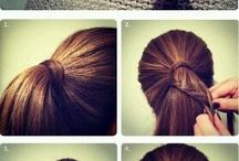 leuk voor in je haar