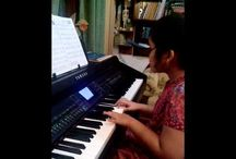 Video Playing Piano
