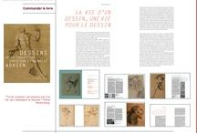Les livres sur l'art et le patrimoine et autres multimedias