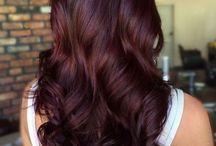 mahogny hair