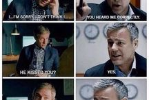 Sherlock (Johnlock, Mystrade)