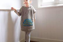 パーカー 編み図