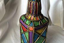 Arte de botella