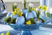 húsvéti dekor ötletek