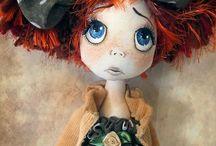 Urchin Childhood Dolls