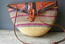BOLSOS Y MOCHILAS / Diferentes, originales, hippies, elegantes, especiales... Bolsos de todo tipo