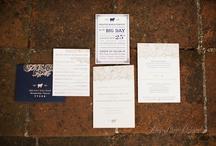 wedding program ideas  / by Allyson Magda