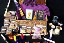 Handcrafted Pagan tools