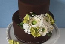 Wedding Cake (+ food & drink)